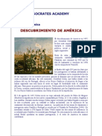 Descubrimietno de America - Anita