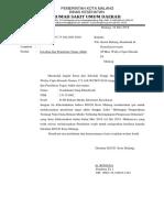 Surat Ijin Penelitian
