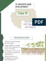 Ch 15 Plant Growth Development 160219062245