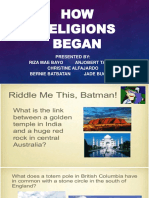 How Religions Began.pptx