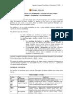 Apuntes Morfología - Morfemas
