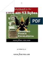 Rico Em 13 Licoes Rafael Da Luz