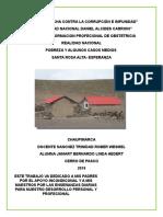Indice de Pobreza- Jamart