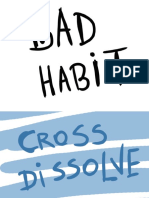 Bad Habit Storyboard