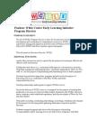 Program Director Recruitment