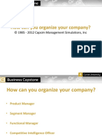 How to Organize Company-converted