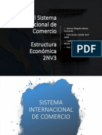 Sistema internacional del comercio