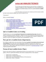 Fundamentos Del Analisis Tecnico