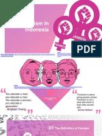 Feminism in indonesia.pptx
