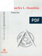 Hamblin, Charles Leonard -- Falacias