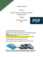 logistica Actividad  2
