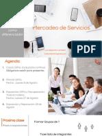 Marketing de Servicios UCAB- Intensivo Parte 1
