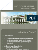 The State and the Government