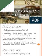 Renaissance and Mannerism .Pptx 5