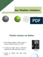 Modelos Atômicos e Números Atômicos