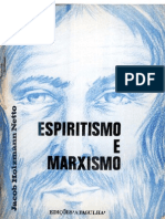 Jacob Holzmann Netto - Espiritismo e Marxismo - PENSE