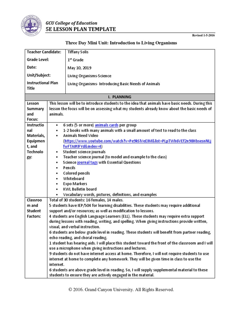 Gcu Lesson Plan Template from imgv2-1-f.scribdassets.com