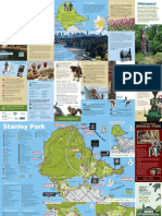 Stanley Park Map and Guide