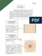 Práctica 4 - Líneas Equipotenciales