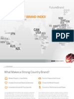 2010 Country Brand Index by Future Brand
