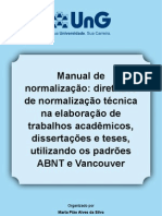 Manual Normalizacao