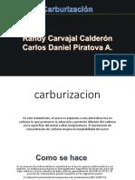 EXPOCICION CARBURIZACION