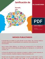 DISEÑO VII_PLANIFICICACION DE MEDIOS_CLASE 2