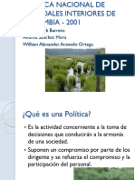 Expo Politica Nacional de Humedales (1)