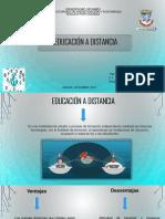 Estudios a Distancia --Herramientas Web