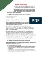 Resumo Prova - História Da Psicologia.docx
