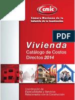 CMIC 2014 VIVIENDA