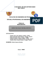 MONOGRAFIA ESPECTRO ELECTROMAGNETICO