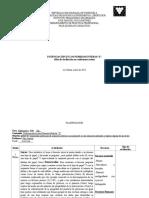 Planificacion Facilitación en CONDICIONES REALES Para La Prof de Matematica