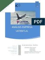 Empresa Latam s.a.