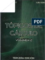 Tpicos de Calculo VolI