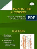 27 Sistema Nervioso Autónomo. Inervación Vegetativa de Los Vasos Sanguíneos