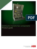 ABB Distribution transformer components