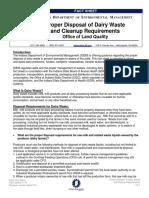 Factsheet Cfo Dairy Disposal
