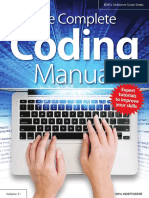 The Complete Coding Manual Vol. 31 2019