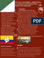 Proceso de Paz e Colombia