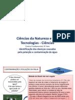 Identificação Das Doenças Causadas Pela Poluição e Contaminação Da Água