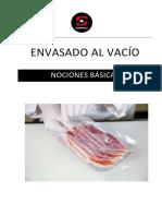 Catalogos Envasado Al Vacio Nociones Basicas Espanol