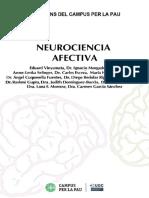 Neurociencia Afectiva - Eduard Vinyamata, Dr. Ignacio M