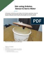 Smart Dustbin using Arduino.docx
