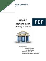 Nuñez Santos - Caso 7 Marketing de Servicios