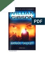 William Gibson - Mundo Espejo