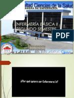 Encuadre Enfermería Básica II. 2019