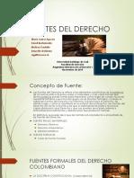 FUENTES DEL DERECHO Trabajo Final Intr Al Derecho (1)