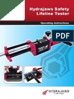 07a2 Hydrajaws Line Tester Manual 2015