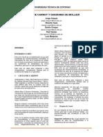 Para Exposicion Ciclo de Carnot y Diagrama Moller